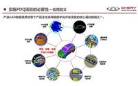 奇瑞汽车:产品CAD数据质量(PDQ)管理